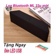 Bán Mua Loa Bluetooth Khong Day Ml 23U Đen Tặng Đen Sieu Sang Trong Hà Nội