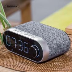 Cửa Hàng Loa Bluetooth Kiem Đòng Hò Báo Thức Cao Cấp Nghe Đa Năng Fm Usb Thẻ Nhớ Am Thanh Nỏi Hifi Remax Rb M26 Hà Nội