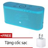 Chiết Khấu Loa Bluetooth Kingone K9 Xanh Tặng 1 Cốc Sạc Vietnam