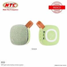 Mua Loa Bluetooth Mini Cầm Tay Hoco Bs9 Hang Phan Phối Chinh Thức Rẻ Trong Hồ Chí Minh