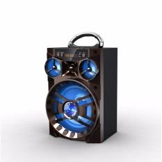 Hình ảnh Loa Bluetooth xách tay có 3 đèn nhấp nháy cực đẹp. Nhập khẩu USA
