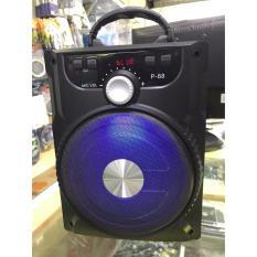 Ôn Tập Loa Bluetooth P88 Tặng Mico Hat Karaoke Mới Nhất