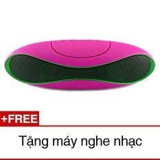Cửa Hàng Loa Bluetooth Protab S71 Hồng May Nghe Nhạc Mp3 Vietnam