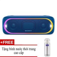 Bán Loa Bluetooth Sony Srs Xb30 Xanh Dương Tặng Binh Nước Thời Trang Cao Cấp Hang Phan Phối Chinh Thức Rẻ Trong Vietnam