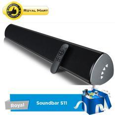 Loa Bluetooth Soundbar S11Pro Am Thanh 3D Giả Lập 5 1 Mới Nhất