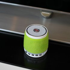 Bán Loa Bluetooth Suntek A6 Xanh La Rẻ Trong Hà Nội