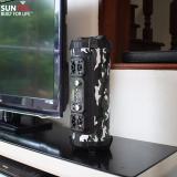 Bán Loa Bluetooth Suntek Ch M18 Tich Hợp Hat Karaoke Xanh Đen Nguyên