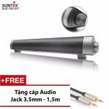 Loa Bluetooth Suntek Jhw V361 Xam Tặng Kem Cap Audio Jack 3 5Mm 2 Đầu Cao Cấp Trị Gia 109000Đ Suntek Chiết Khấu 30