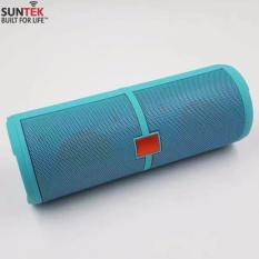 Giá Bán Rẻ Nhất Loa Bluetooth Suntek S10 Kiem Pin Sạc Dự Phong Xanh Ngọc Tặng Của Sạc Usb Trị Gia 59 000Vnđ