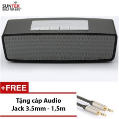 Mua Loa Bluetooth Suntek S2025 Đen Tặng Kem Cap Audio Jack 3 5Mm 2 Đầu Cao Cấp Trị Gia 109000Đ Mới Nhất