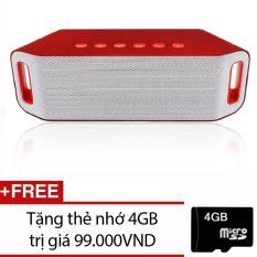 Mua Loa Bluetooth Suntek S204 Tặng Kem Thẻ Nhớ 4Gb Hà Nội