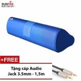 Mã Khuyến Mại Loa Bluetooth Suntek Soundbar Box S8 Xanh Tặng Kem Cap Audio Jack 3 5Mm 2 Đầu Cao Cấp Suntek Mới Nhất