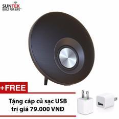 Mua Loa Bluetooth Suntek Studio Q5 Đen Tặng Củ Sạc Usb Trị Gia 79 000 Suntek Rẻ