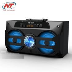 Giá Bán Loa Bluetooth Xach Tay Ntc Ms 183Bt 16W Đen Led Mau Ngẫu Nhien Trực Tuyến Hồ Chí Minh