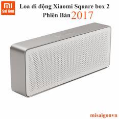 Bán Loa Bluetooth Xiaomi Square Box Gen 2 Phien Bản 2017 Có Thương Hiệu Nguyên
