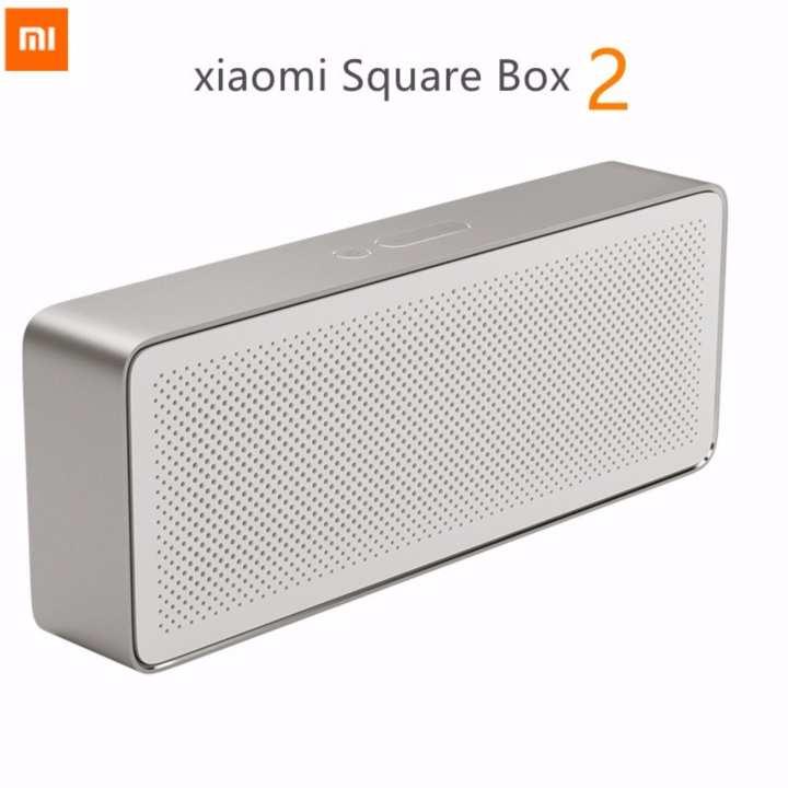 Loa Bluetooth Xiaomi Square Box Gen 2 Phiên bản 2017 - Hãng Phân Phối Chính Thức