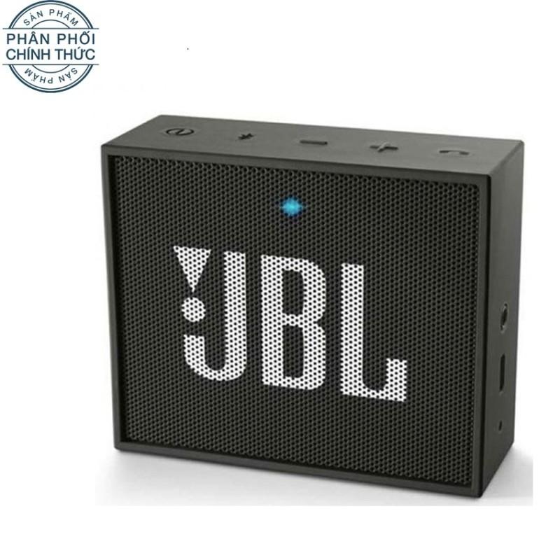 Loa di động bluetooth JBL GO ( Đen) - Hãng phân phối chính thức