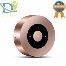 Loa di động Bluetooth speaker KELING A8 (vàng đồng)