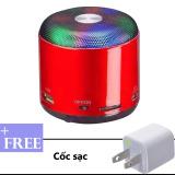 Giá Bán Loa Di Động Bluetooth Wster Ws Y90B Đỏ Tặng Kem Cốc Sạc Đồng Nai