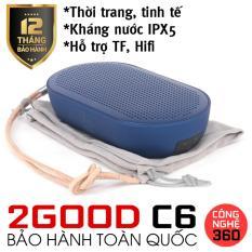 Giá Bán Loa Khong Day Bluetooth 2Good C6 2Good