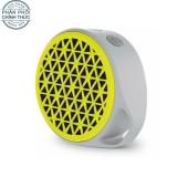Giá Bán Loa Di Động Khong Day Bluetooth Logitech X50 Vang Viền Trắng Hang Phan Phối Chinh Thức Nhãn Hiệu Logitech