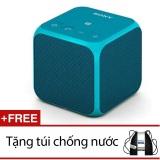 Cửa Hàng Loa Di Động Khong Day Bluetooth Sony Srs X11 Xanh Tặng Tui Chống Nước Hang Phan Phối Chinh Thức Rẻ Nhất