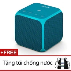Giá Bán Rẻ Nhất Loa Di Động Khong Day Bluetooth Sony Srs X11 Xanh Tặng Tui Chống Nước Hang Phan Phối Chinh Thức