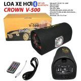 Giá Bán Loa Đọc Thẻ Tf Usb Co Chức Năng Bluetooth Crown 500W Crown Nguyên