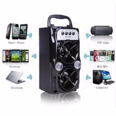 Bảng giá Loa gỗ Bluetooth xách tay 204BT (Hàng nhập khẩu cực hay) Phong Vũ