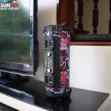Mua Loa Karaoke Suntek Soundbass Ch M18 Đỏ Đen Mới Nhất