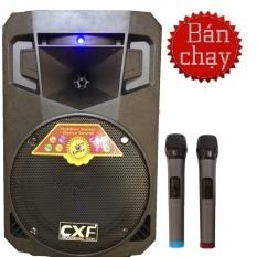 Loa kéo Bluetooth CXF GL-801 - CỰC HAY (2.5 Tấc)