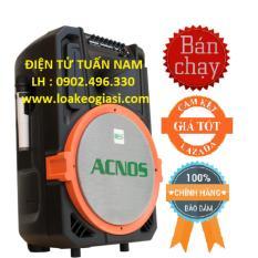 Loa kéo Bluetooth Karaoke ACNOS KB39U - BEATBOX.