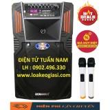 Mua Loa Keo Bluetooth Ronamax F12 3 Tấc Cực Hay Mới Nhất
