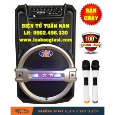 Loa kéo Bluetooth Ronamax T12 - 3 Tấc - CỰC HAY AA