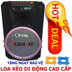 Loa Keo Di Động Bluetooth Cao Cấp Loa Di Động Ariying B1201 2 Micro Tặng 2 Bảo Vệ Ariying Chiết Khấu