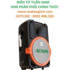 Loa Keo Di Động Cao Cấp Acnos Kb39U 4 Tấc Đời Mới 2017 Chiết Khấu Hồ Chí Minh