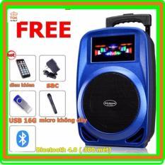 Bán Loa Keo Karaoke Bluetooth 4 Đỉnh Cao Am Nhạc Hang Nhập Khẩu Eom