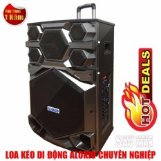 Giá Bán Loa Keo Karaoke Di Động Alokio Vb 3 Đen Tặng Usb Kingston 8Gb Trực Tuyến Bình Dương