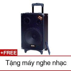 Bán Loa Keo Temeisheng Q 10S 1Micro Tặng 1 May Mp3 Đọc Thẻ Nhớ Rẻ Hồ Chí Minh