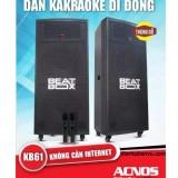 Bán Loa Keo Tich Hợp Đầu Karaoke Wifi Acnos Beatbox Kb61 Bass 4 Tấc Đoi Trực Tuyến Trong Hồ Chí Minh