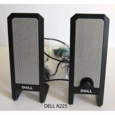 Loa May Tinh Dell A225 Nguồn Usb Đen Nguyên