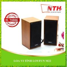 Hình ảnh Loa máy tính LOYFUN M22
