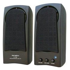 Loa máy tính Soundmax A150 (Đen) Nhật Bản