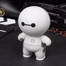 Hình ảnh Loa Music A9 Bluetooth Mini Hình Robot (Trắng)