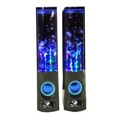 Ôn Tập Loa Nhạc Nước Di Động 3D Water Speaker Đen
