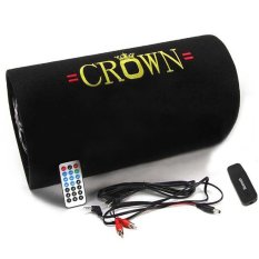 Loa Phat Nhạc Crown Số 8 Tặng Usb Bluetooth Kết Nối Am Thanh Khong Day Va Day Bong Sen Trong Hồ Chí Minh