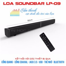 Giá Bán Loa Soundbar Lp09 Loa Tivi Cực Chất Kết Nối Cổng Quang Bluetooth Usb Thẻ Nhớ Jack 3 5 Mới