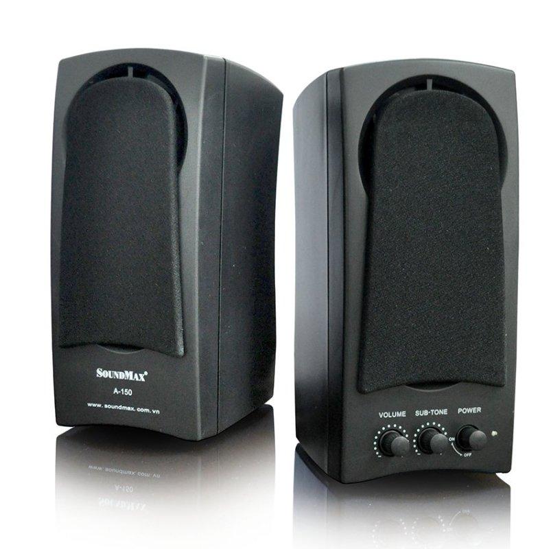 Loa SoundMax A150/2.0 (Đen)