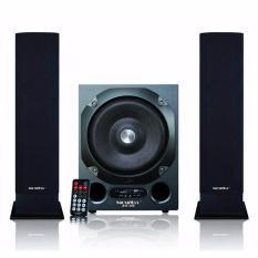 Giá Bán Loa Soundmax Aw200 2 1 Đen Mới