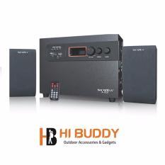Mua Loa Soundmax Cao Cấp A920 2 1 Đen Hang Chinh Hang Mới Nhất